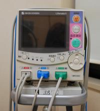 心電図付き自動血圧計